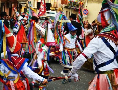 Carnevale Cattafese 2017 a Cattafi di San Filippo del Mela (ME)