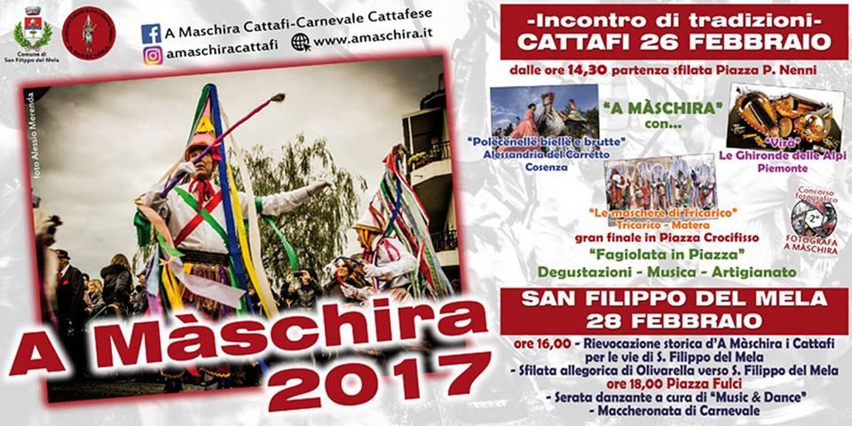 A Màschira 2017 - Incontri di Tradizioni
