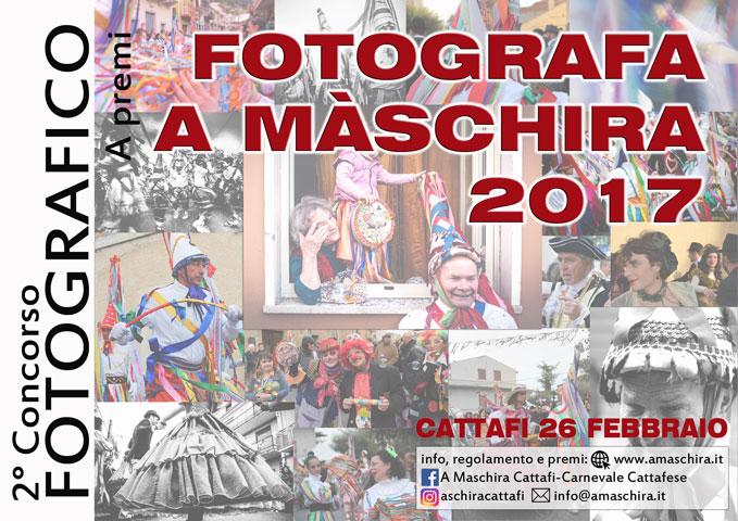 """2° Concorso Fotografico a Premi """"Fotografa A Maschirà"""""""